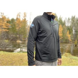Simms Fishing Simms Gates Logo Fleece Midlayer Top