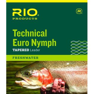 Rio Rio Technical Euro Nymph Leader- 14ft