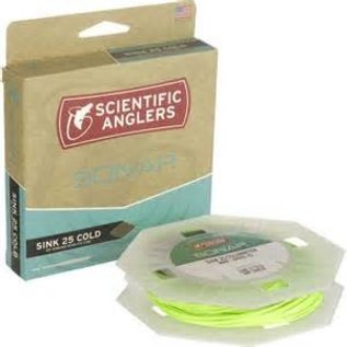 Scientific Anglers SA Sink 25 Cold Green 250 GR