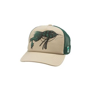 Simms Fishing Simms Artist Series Fly Trucker, Khaki