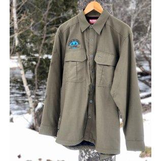 Simms Fishing Simms Gates Logo Cold Weather Shirt