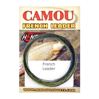 Hends Hends Camou French Leader 350cm