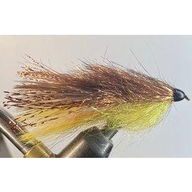 Sparkle Minnow - Copper/Yellow