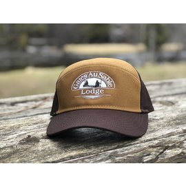 Gates Lodge Logo Cap - The Old 8050