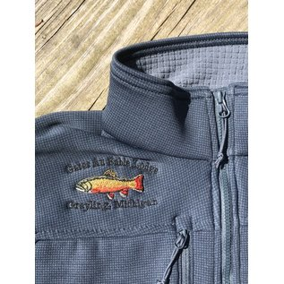 Orvis Orvis Gates Lodge Logo Women's Pro 1/2 Zip Fleece Pullover