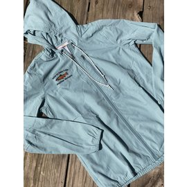 Orvis Orvis Gates Lodge Logo Women's Hooded Open Air Caster Shirt