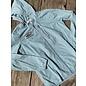Orvis Orvis Gates Lodge Logo Women's Hooded Open Air Caster Shirt