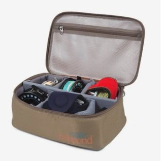 Fishpond Fishpond Ripple Reel Case - Large, Saddle Brown