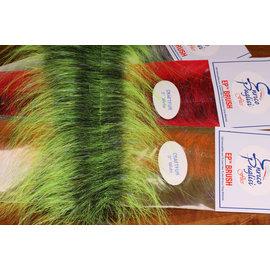 Hareline Dubbin EP Craft Fur Brush - 3 inch