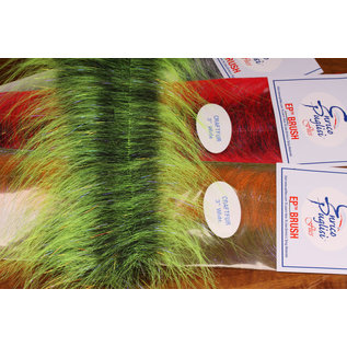 Hareline Dubbin EP Craft Fur Brush - 3 inch