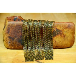 Hareline Dubbin Barred Crazy Legs