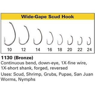 Daiichi Daiichi 1130 Special Wide-Gape Hooks - 25 pack