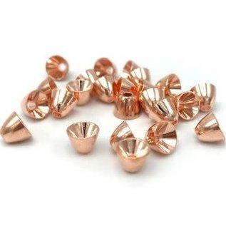 Hareline Dubbin Hareline Brass Cone Heads - Copper
