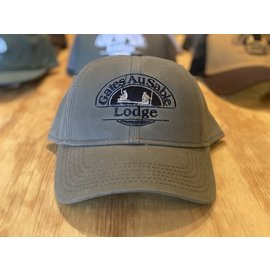 The Drake Logo Cap -  True Brown