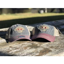 Gates Logo Legend Vintage Wash Trucker Cap