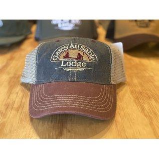 Gates Logo Legend Vintage Wash Trucker Cap