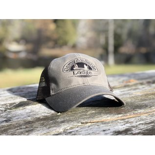 Highlands Logo Cap - True Brown/Coffee