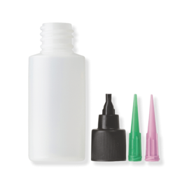 Loon Outdoors Loon Applicator Bottle, Cap, and Needles