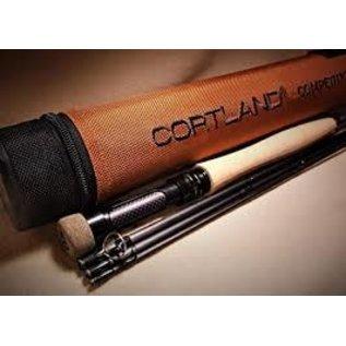 "Cortland MKII NYMPH Rod, 10' 6""  3 wt"