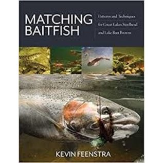 Anglers Book Supply Matching Baitfish, by Kevin Feenstra