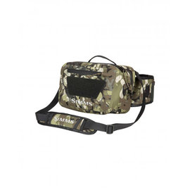 Simms Fishing Simms Dry Creek Z Hip Pack - 10L Riparian Camo One Size
