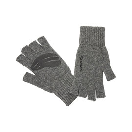 Simms Fishing Simms Wool Half Finger Mitt