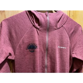 Simms Fishing Simms Gates Logo Women's BugStopper Hoody