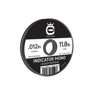 Cortland Indicator Mono, White - 7.2lb