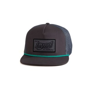 Fishpond Fishpond Heritage Trucker Hat -Slate