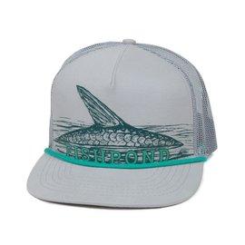 Fishpond Fishpond King Trucker Hat - Mist