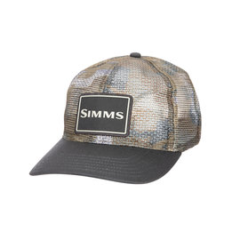 Simms Fishing Simms Mesh All-Over Trucker - Camo