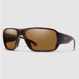 Smith Castaway Sunglasses - Matte Tortoise Frame, Chromapop Polarized Brown Lens