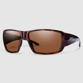 Smith Guide's Choice Sunglasses - Havana Frame,  Polarchromic Copper Lens
