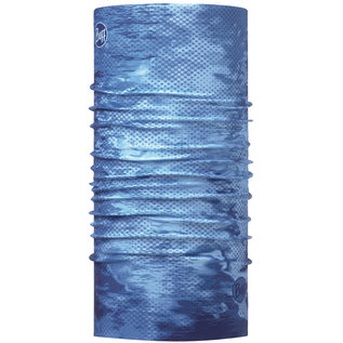 Buff Buff CoolNet UV+ Insect Shield - Camo Blue