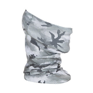 Simms Fishing Simms Neck Gaiter - Hex Flo Camo Steel