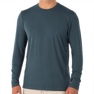 Free Fly Free Fly Men's Bamboo Midweight Long Sleeve