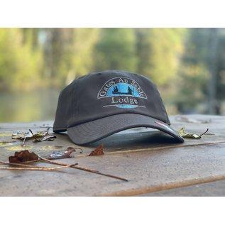 Simms Fishing Simms Gates Logo CBP Oil Cloth Cap
