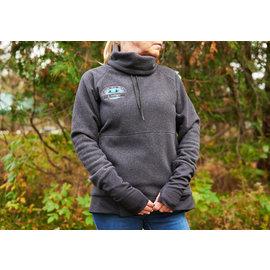 Simms Fishing Simms Gates Logo W's Rivershed Sweater