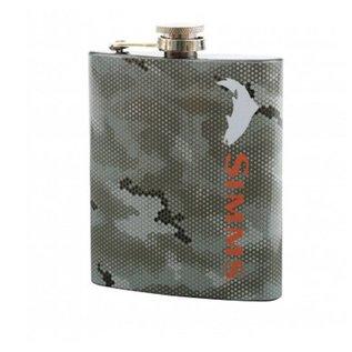 Simms Fishing Camo Flask