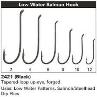 what size hook for salmon