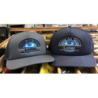 Simms Fishing Gates Logo Foam Trucker
