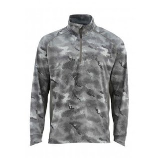 Simms Fishing Simms SolarFlex 1/2 Zip Shirt