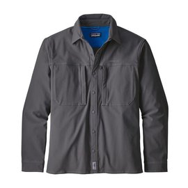 Patagonia Patagonia Men's Long-Sleeved Snap-Dry Shirt