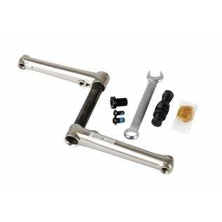 Dartmoor Thorn MTB 170mm crankarms, 2 piece, 160mm axle, for external Euro BB