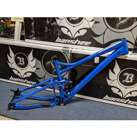 Banshee Prime V3 Large Blue Fox Float DPX2 Performance Elite Shock and Headset 148mm x 12mm Dropout