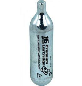 Genuine Innovations Genuine Innovations 16gram Threadless CO2 Cartridge