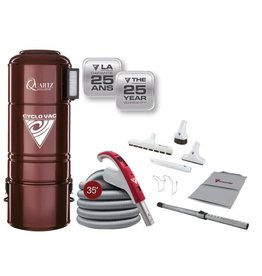Cyclo Vac Cyclo Vac Quartz Exclusive Plus Kit -