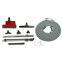 SEBO Deluxe Central Vacuum Kit