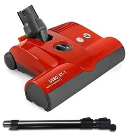 SEBO SEBO ET-1 with Telescopic Wand