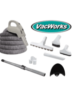 MVac Super pack - 35' Low Voltage Kit with Cover